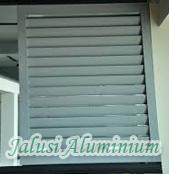 Jalusi Aluminium