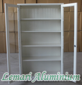 Lemari Aluminium