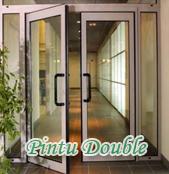 Pintu Double
