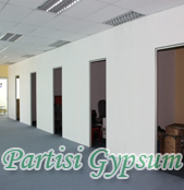 Partisi Gypsum